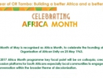 Celebrating Africa Month