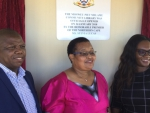Address by the Premier of the Northern Cape, Ms Sylvia Lucas, at the official opening of the Mosweu Piet Melamu Community Library, Logaganeng, John Taolo Gaetsewe District